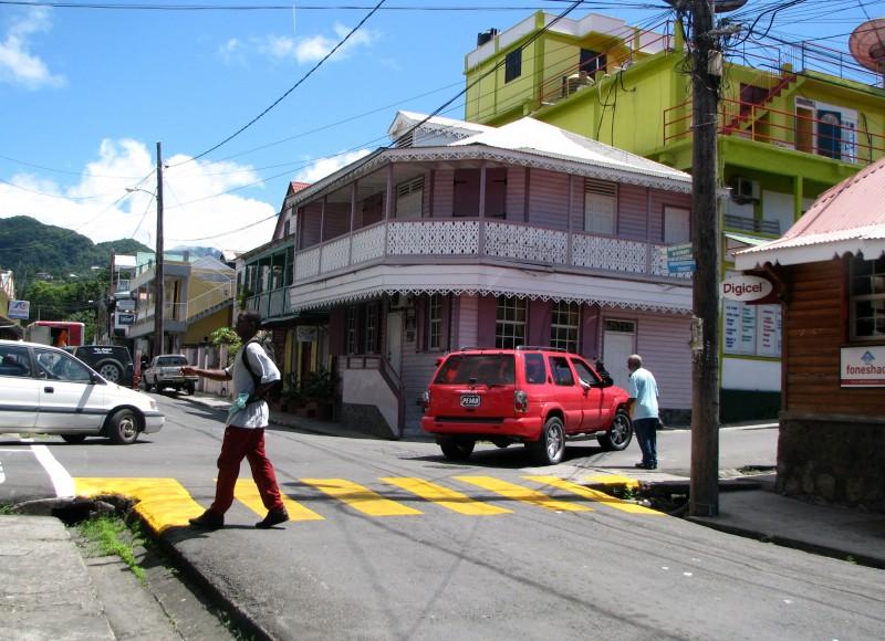 Roseau street