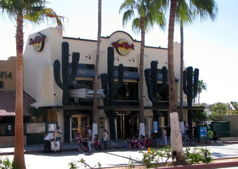 Hard Rock Cafe in Cabo San Lucas