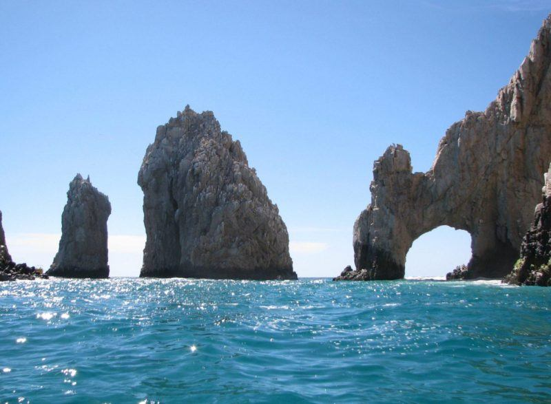tip of Baja California