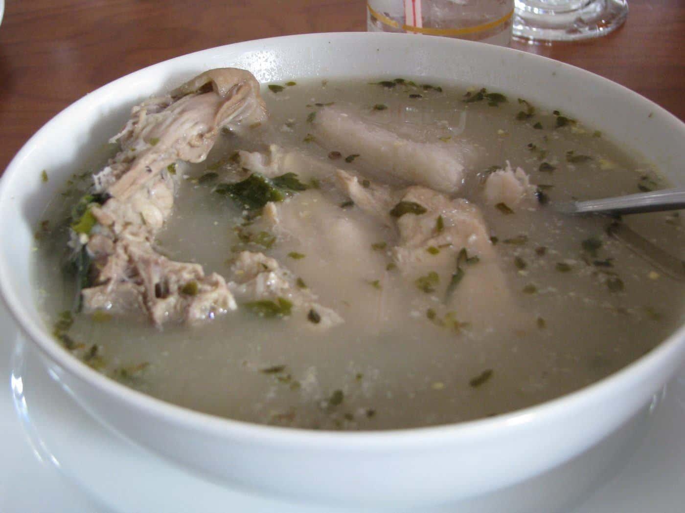 National dish of Panama