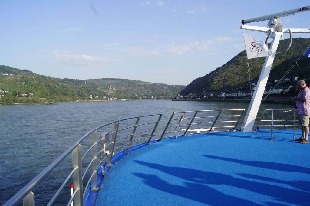 Middle Rhine Valley cruise