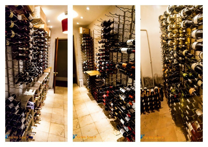 Dunbrody Country House Wine Room