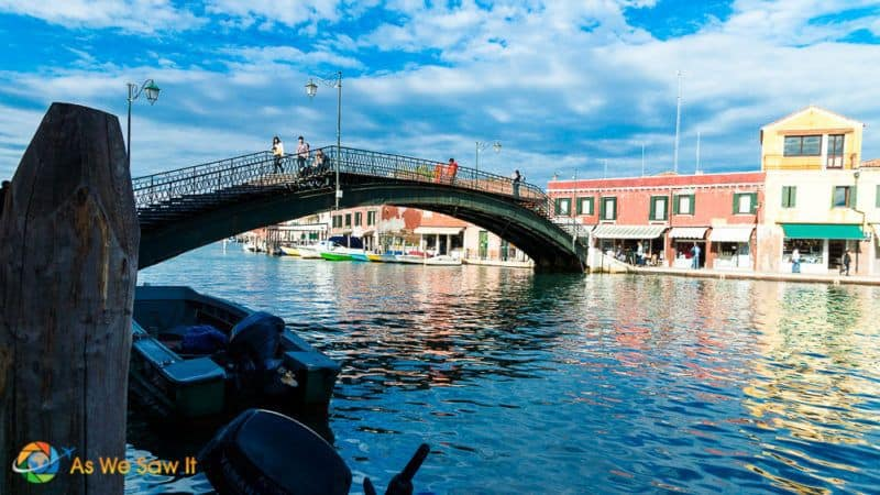 Bridge on Murano