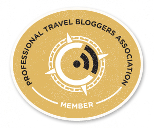 Professional Travel Bloggers Association Member icon