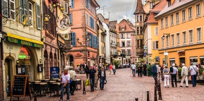 Colmar - Home of Beauty and the Beast