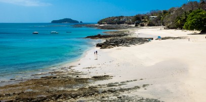 Beaches in Pearl Islands