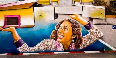 Street Art Israel