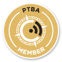 professional travel bloggers association logo