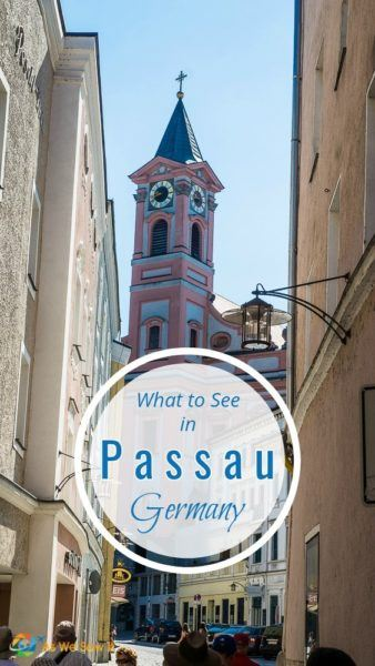 Three rivers converge in Passau, Germany. Find out all you can do in this unique town.