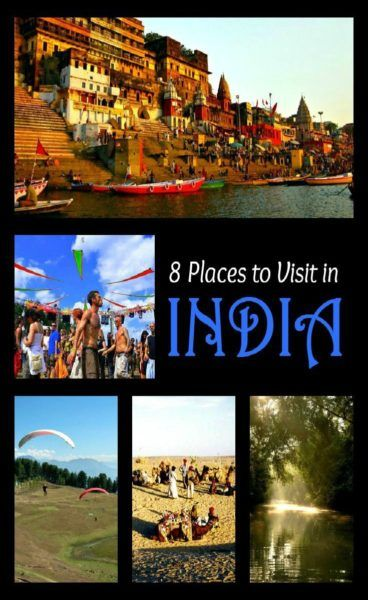 8 Places to visit in India in November