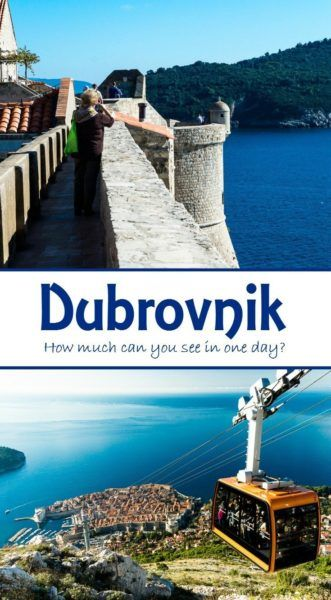 Find out how much of Dubrovnik you can see in one day by reading our article. https://www.aswesawit.com/day-in-dubrovnik/