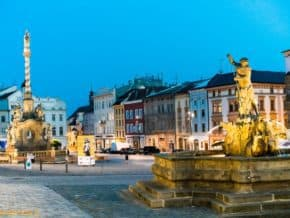 What to do in Olomouc Czech Republic