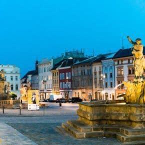 What to do in Olomouc Czech Republic