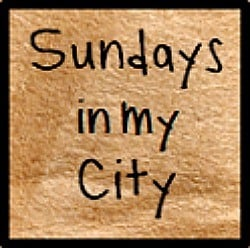 Sundays In My City logo