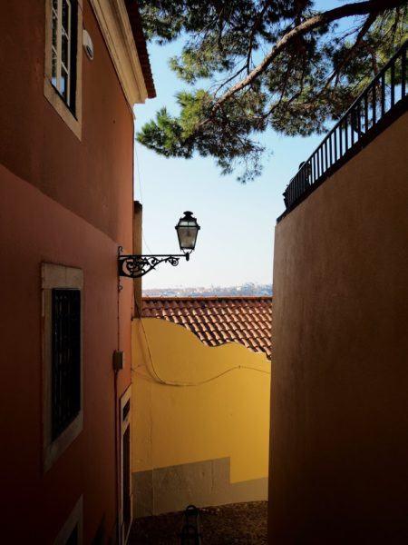small lisbon street
