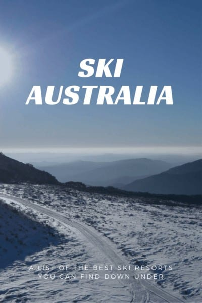 Plan your next snow encounter with this list of best ski resorts in Australia