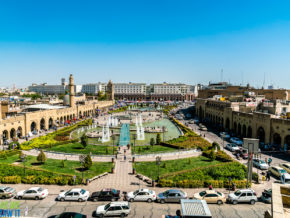 Erbil, the capital of Kurdistan