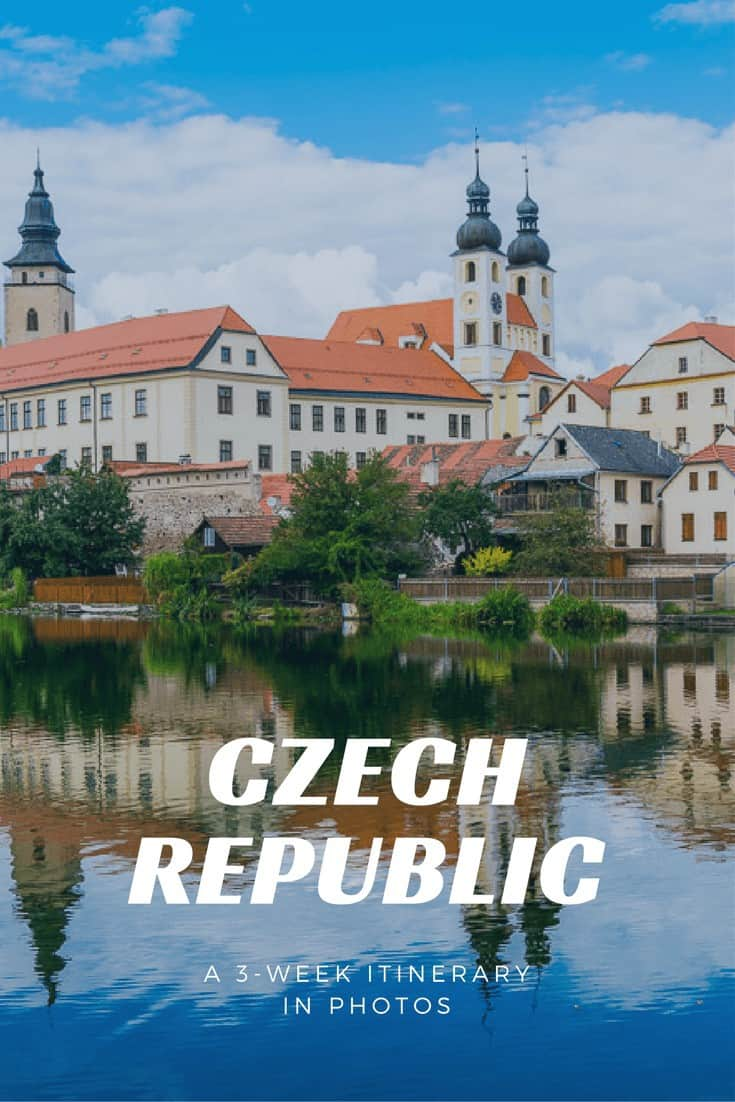 Visiting the Czech Republic? Plan your itinerary with these 22 stunning photos from around the country, each taken in a different town.