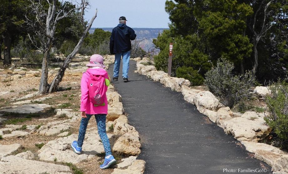 Grand Canyon Rim Trail