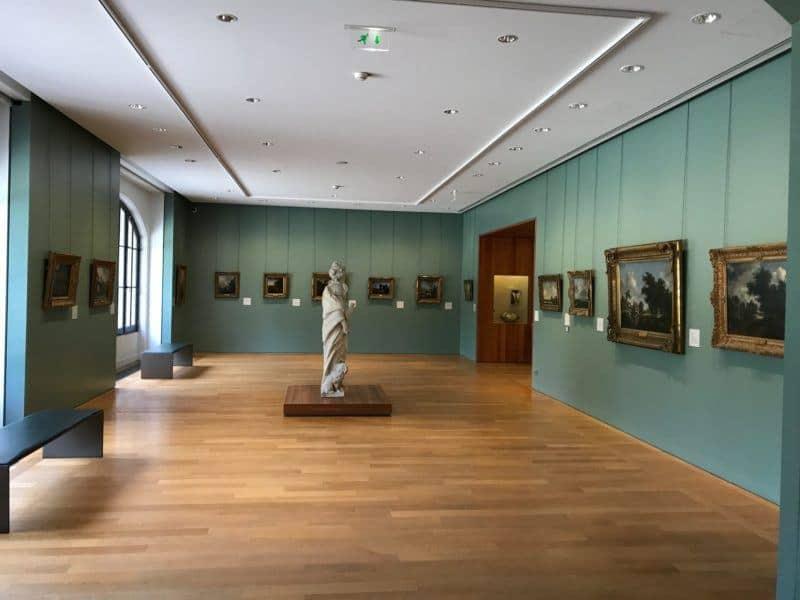 Le Petit Palais museum in Paris