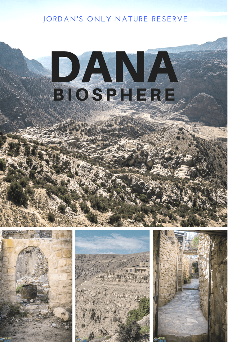 Sometimes you need a break from tourist sights. The mountains and wadis of Dana Biosphere Reserve are the perfect balance to touristy Petra, and you can see every star from your hotel balcony. Get all the details you'll need to plan your visit to Jordan's rugged nature reserve. #ecotourism #nature #jordan