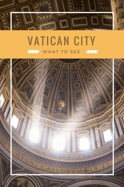 Are these must-see Vatican City attractions on your itinerary?