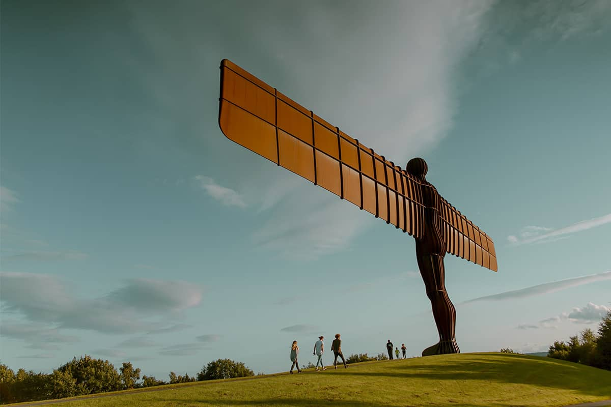 angel of the north newcastle
