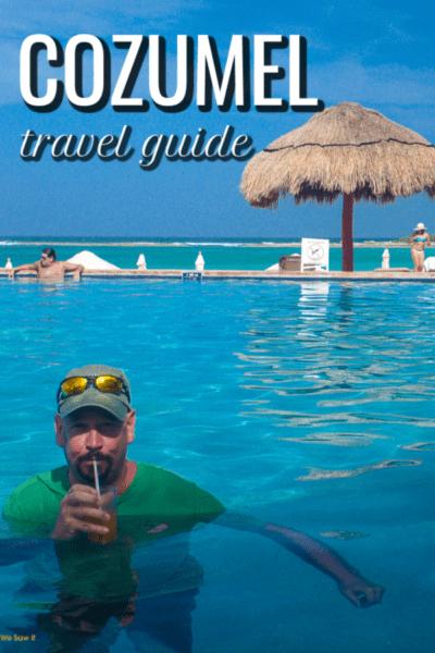 promo for cozumel travel guide