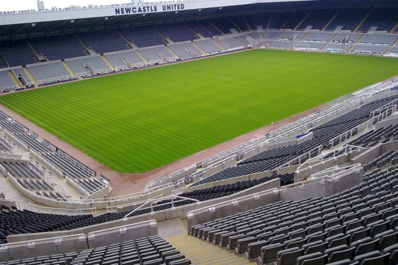 st james park newcastle football club