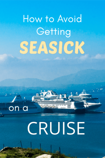 Learn how to avoid getting seasick. Use these 10 helpful tips, tricks and remedies to avoid motion sickness and don't ruin a dream cruise.