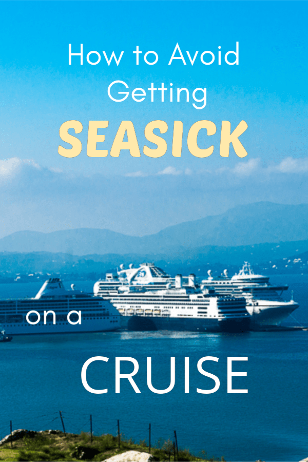 Learn how to avoid getting seasick. Use these 10 helpful tips, tricks and remedies to avoid motion sickness and don't ruin a dream cruise.#cruising #cruisetips #wellness #cruisehacks #cruiseseasickness #lifewellcruised #cruiselife #cruiseship