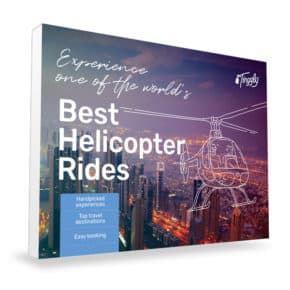 Tinggly helicopter trip gift package