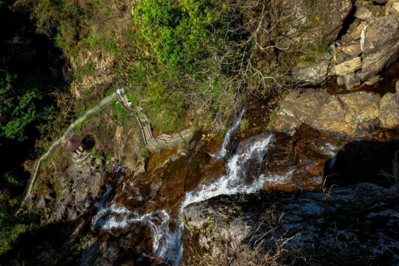 Fansipan waterfalls