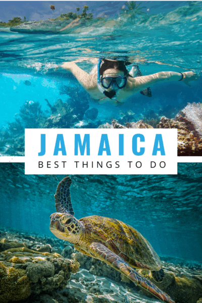 Snorkeling in jamaica text says jamaica best things to do