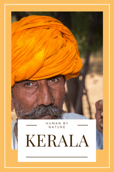 kerala man with with turban text says human by nature kerala