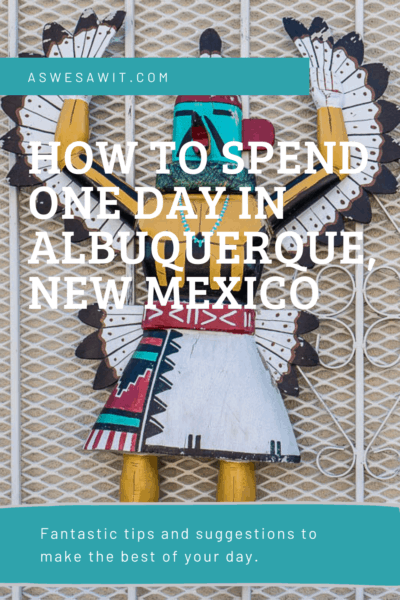 indian crafts text says how to spend 1 day in albuquerque new mexico