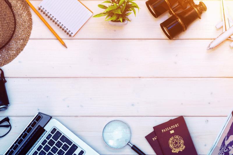book international flights online safely