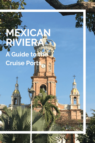 Cathedral in Mazatlan text says Mexican riviera a guide to the cruise ports