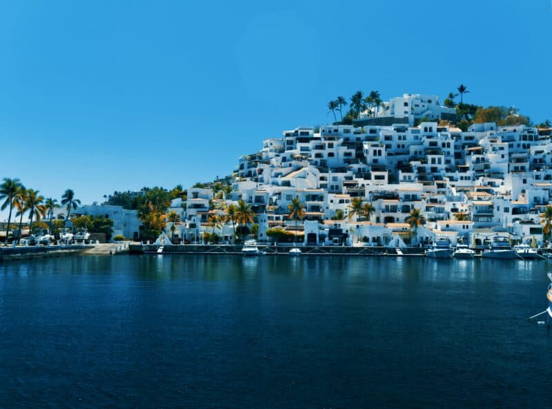 rugged Mazatlan on the mexican riviera cruise port list