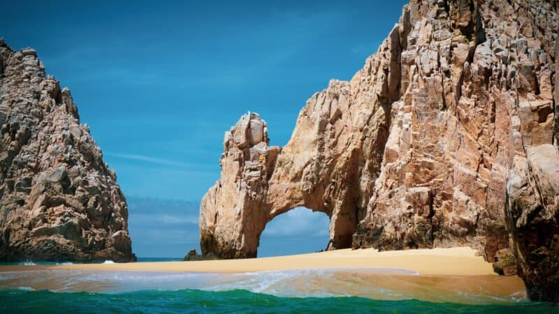 Most Mexican Riviera Cruise Ports include a stop at Cabo San Lucas to visit the southern arch.