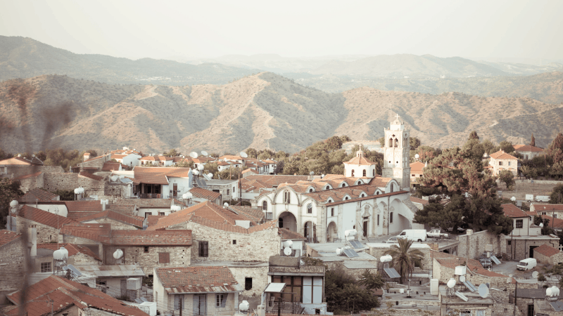 Mountain villages are an essential part of this Cyprus itinerary.