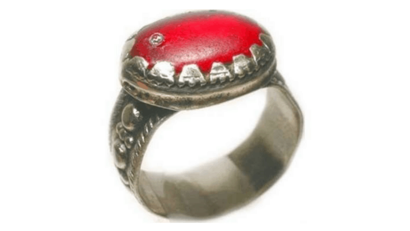 Antique Russian ring