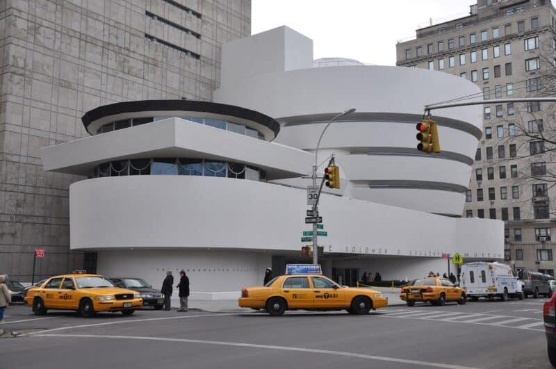 Gugenheim Museum in New York