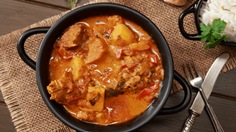 Rogan josh, one of the best Indian foods you must try