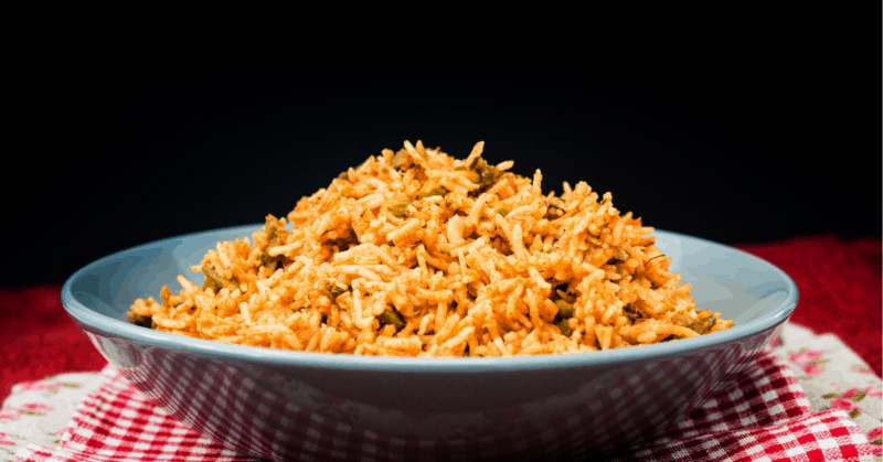 biryani, one of the most famous indian foods