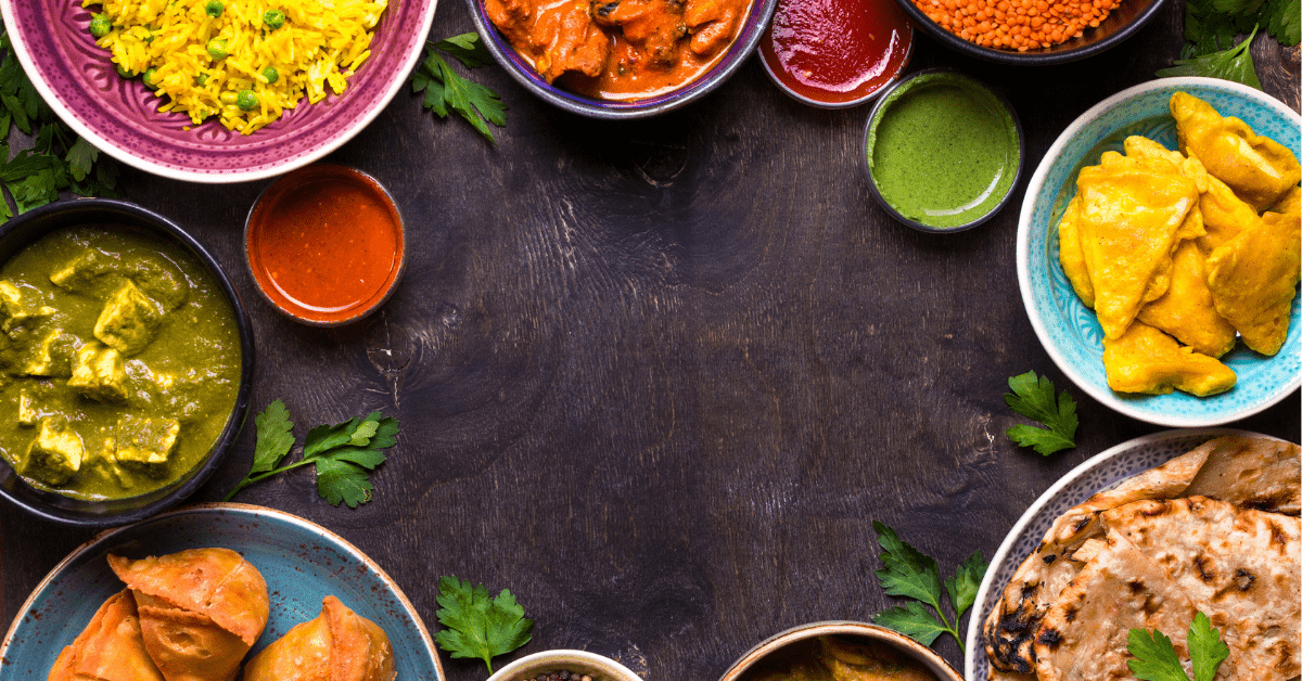 famous indian foods