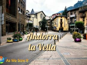 Is it worth visiting Andorra la Vella?