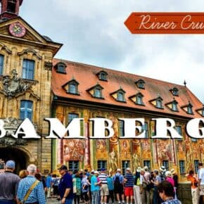 Viking River Cruise Bamberg Stop