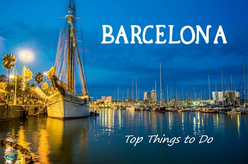 One Day In Barcelona 11 Things To Put On Your Itinerary