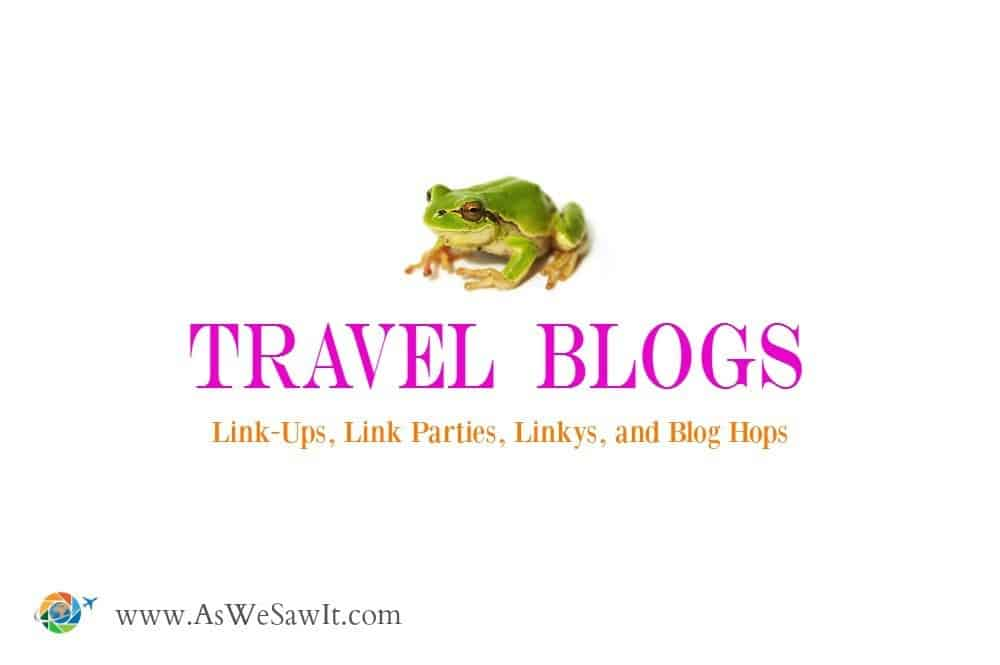List of travel blog link-ups 2016